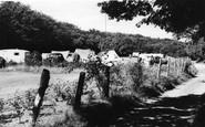 West Runton, Roman Camping Site c1960