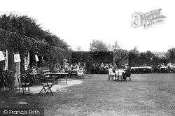 Roman Encampment, Tea Gardens 1922, West Runton