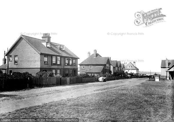 Photo of West Runton, Roseberry Road 1923