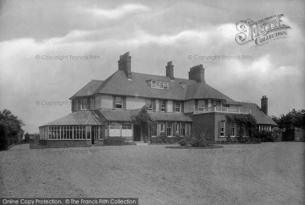 Photo of West Runton, Runton Hill 1923