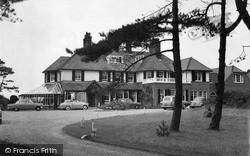 Runton Hill School c.1960, West Runton