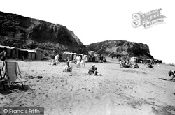 The Beach 1925, West Runton