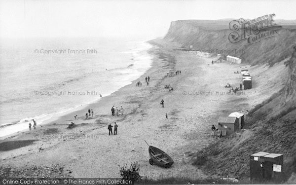 Photo of West Runton, The Beach c.1955