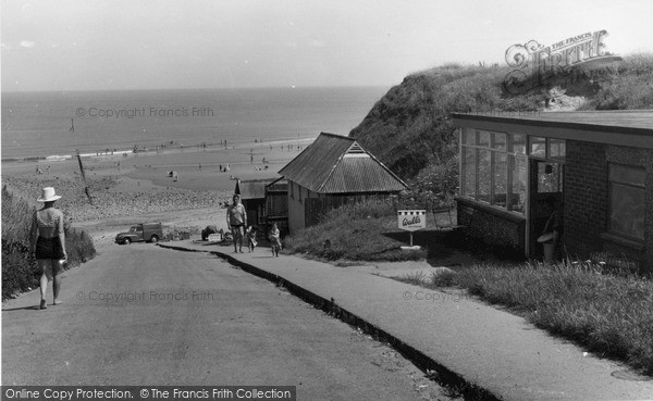 Photo of West Runton, The Beach c.1965