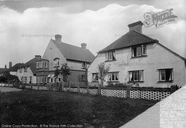 Photo of West Runton, The Boulevard 1923