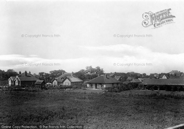 Photo of West Runton, The Bungalows 1923