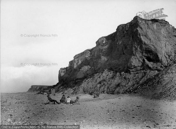 Photo of West Runton, The Cliffs 1925