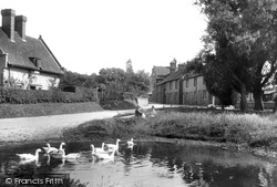 West Runton, The Common And Duck Pond 1925