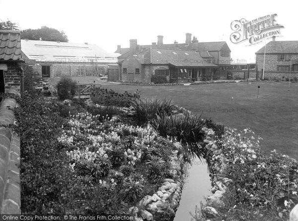 Photo of West Runton, The Inn And The Sports Club 1938