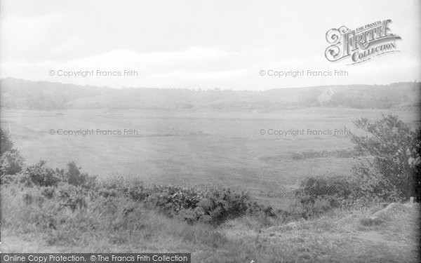 Photo of West Runton, The Links 1923