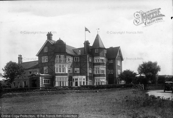 Photo of West Runton, The Links Hotel 1923