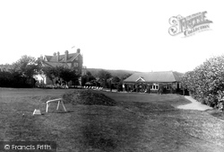 West Runton, The Links Hotel And Golf Club 1923
