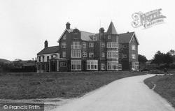 The Links Hotel c.1955, West Runton