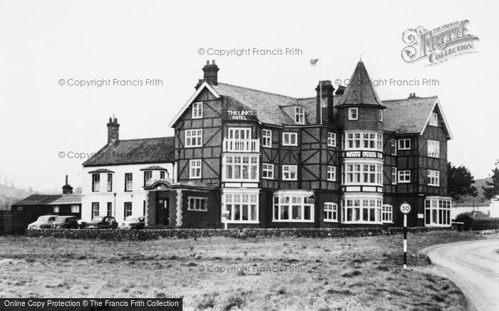 Photo of West Runton, The Links Hotel c.1955