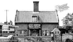 The Post Office c.1960, West Runton
