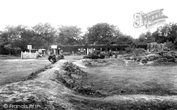 The Roman Encampment 1922, West Runton