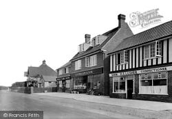 The Shops 1923, West Runton
