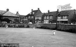 The Village c.1955, West Runton