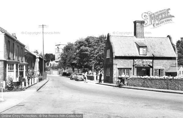 Photo of West Runton, The Village c.1960