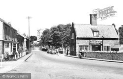 The Village c.1960, West Runton