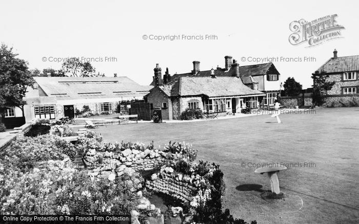 Photo of West Runton, The Village Inn And Pavilion c.1955