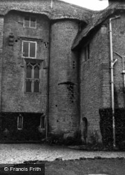 Woodsford Castle 1953, West Stafford