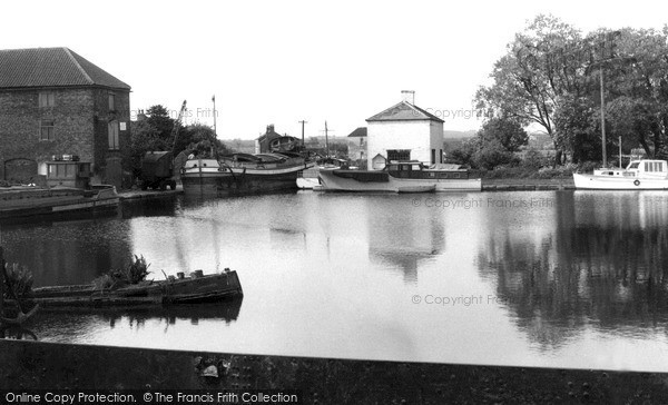 West Stockwith, the Basin c1955