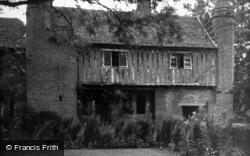 West Stow Hall 1950, West Stow