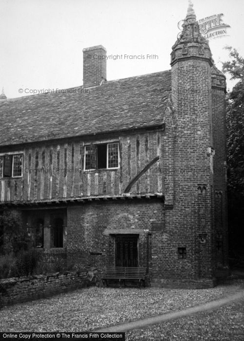 Photo of West Stow, West Stow Hall 1950