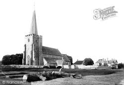 West Tarring, St Andrew's Parish Church 1890