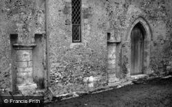 St Nicholas Church c.1960, West Thorney