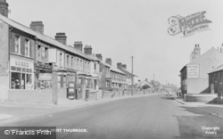 London Road c.1955, West Thurrock