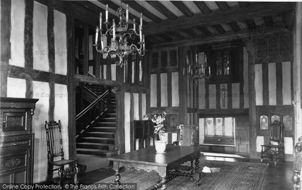 Photo of West Wickham, Banqueting Hall, Coloma College, Wickham Court c.1960