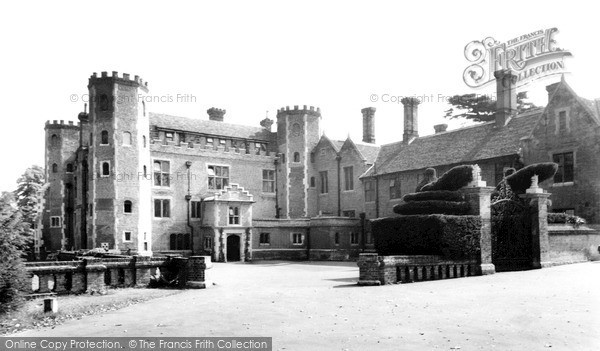 Photo of West Wickham, Coloma College, Wickham Court c.1960