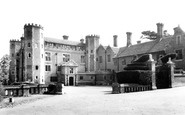West Wickham, Coloma College, Wickham Court c1960