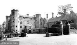 Coloma College, Wickham Court c.1960, West Wickham