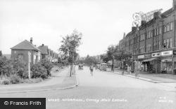 Coney Hall Estate c.1955, West Wickham