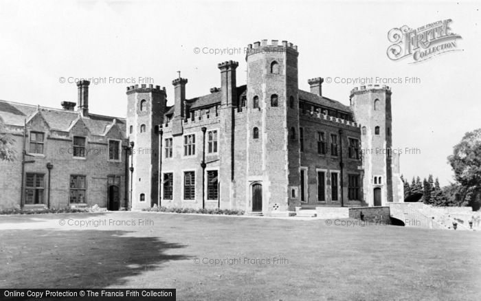 Photo of West Wickham, Wickham Court, Coloma College c.1960