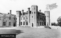 Wickham Court, Coloma College c.1960, West Wickham