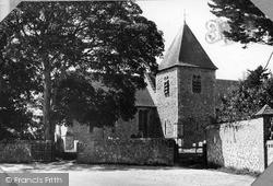 Church Of St  Peter And St Paul c.1939, West Wittering