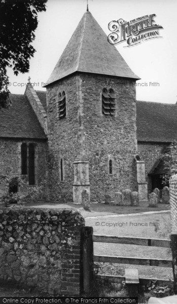 Photo of West Wittering, Church Of St Peter And St Paul c.1960