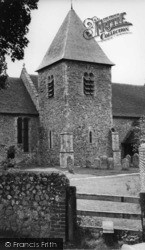 Church Of St Peter And St Paul c.1960, West Wittering