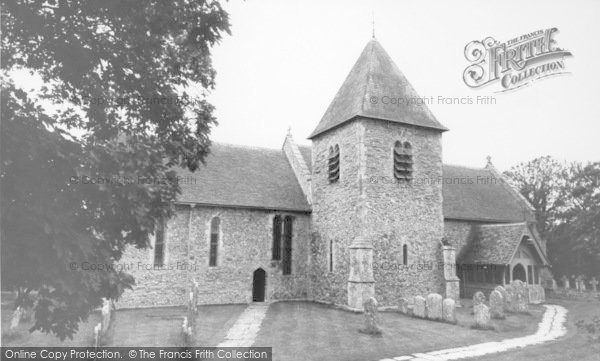 Photo of West Wittering, Church Of St Peter And St Paul c.1965
