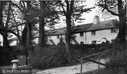 Coastguard Cottages c.1955, West Wittering