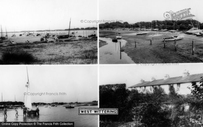 Photo of West Wittering, Composite c.1965