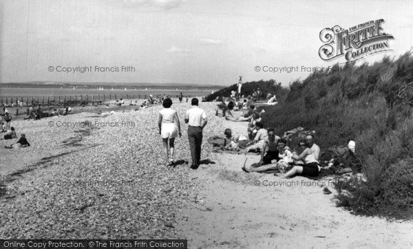 Photo of West Wittering, East Head c.1955
