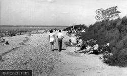 East Head c.1955, West Wittering