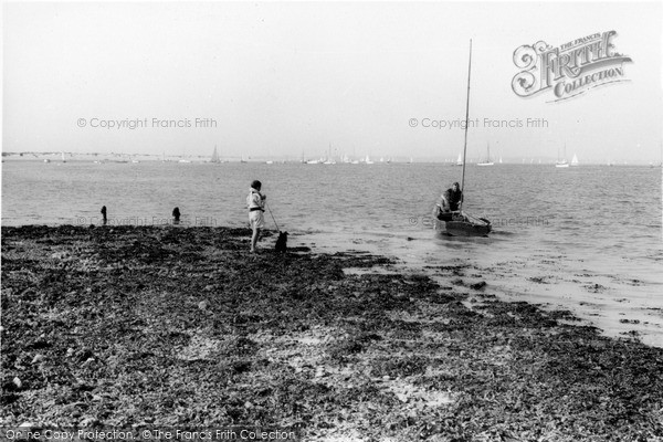 Photo of West Wittering, Ella Nore Point c.1965