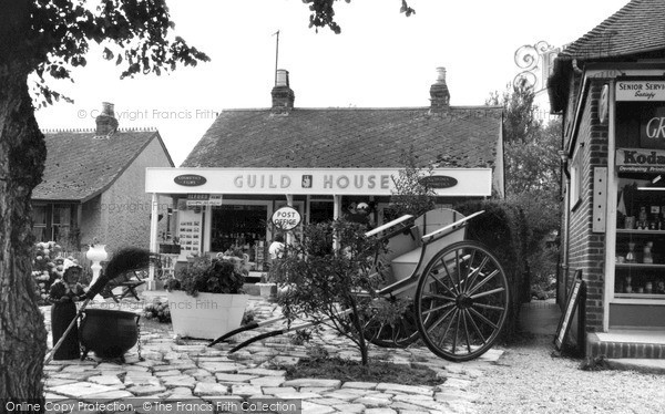 Photo of West Wittering, Guild House 1962