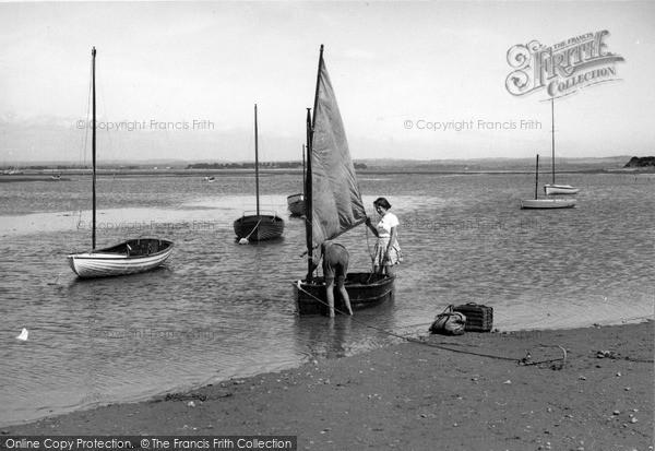 Photo of West Wittering, Roman Landing c.1939